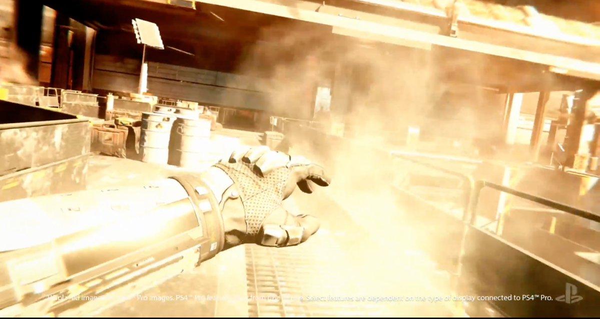 PS4 Pro Cod Infinite Warfare