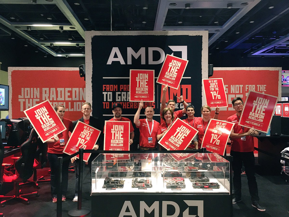 AMD RTG Anniversary Celebration