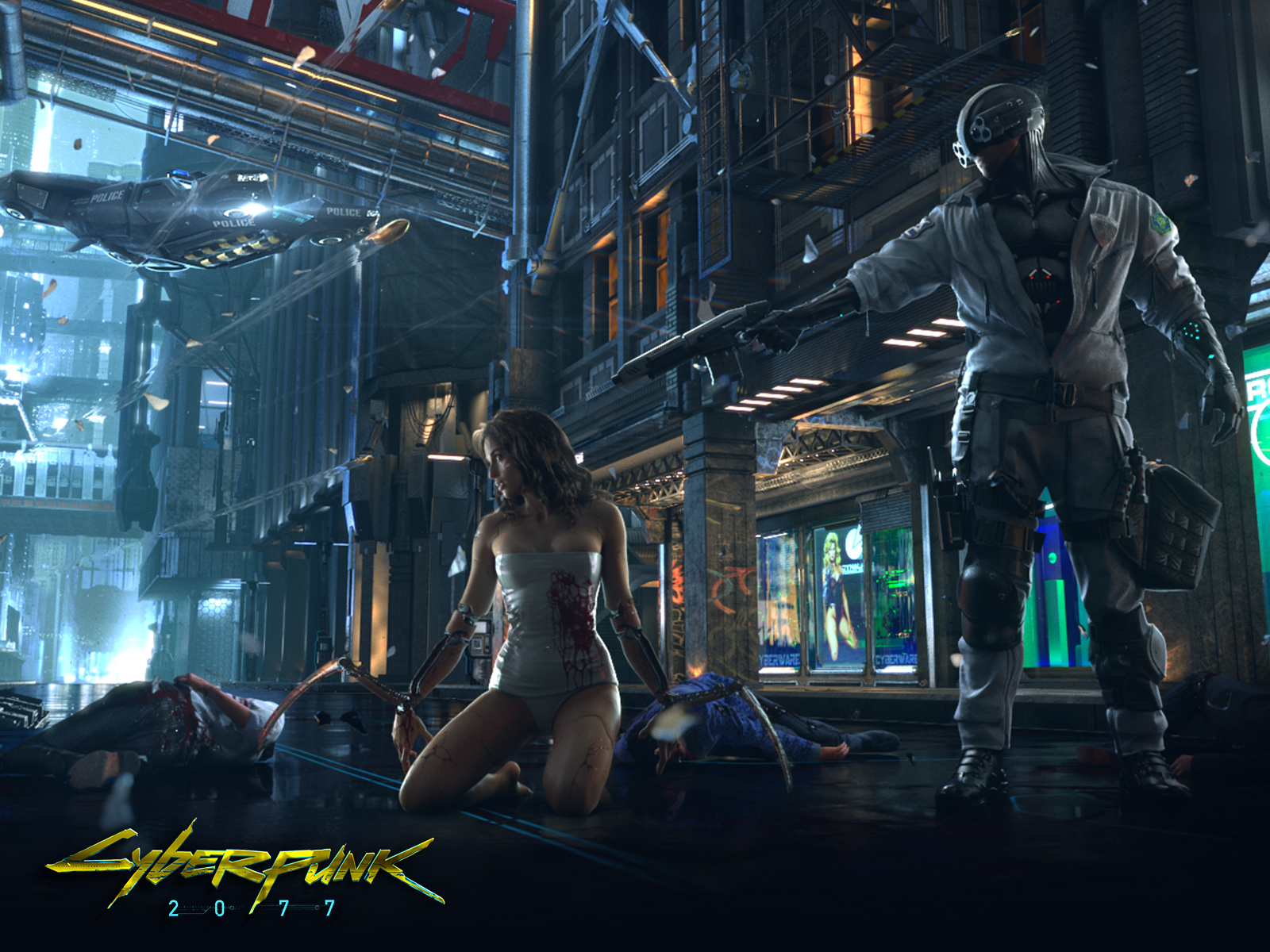 Vehicle Code Reader >> Cyberpunk 2077 May Have Flying Vehicles; CDPR Krakow To Double or Triple in Size
