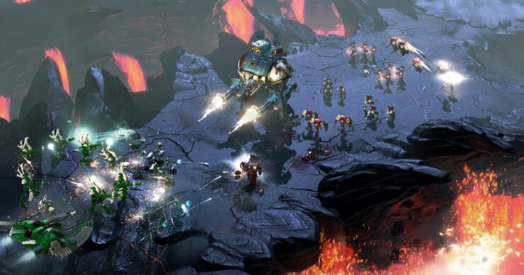 Dawn of War III EGX 02 - Hold The Pass