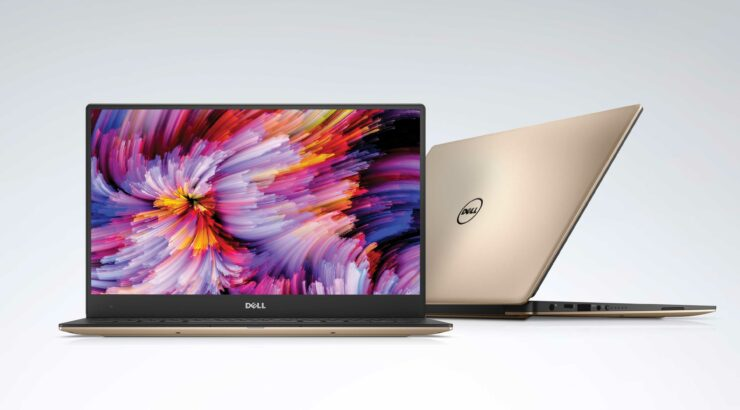 Dell XPS 13 Kaby Lake processors