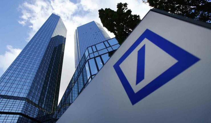 German Government Denies Any Claims to Rescue Deutsche Bank