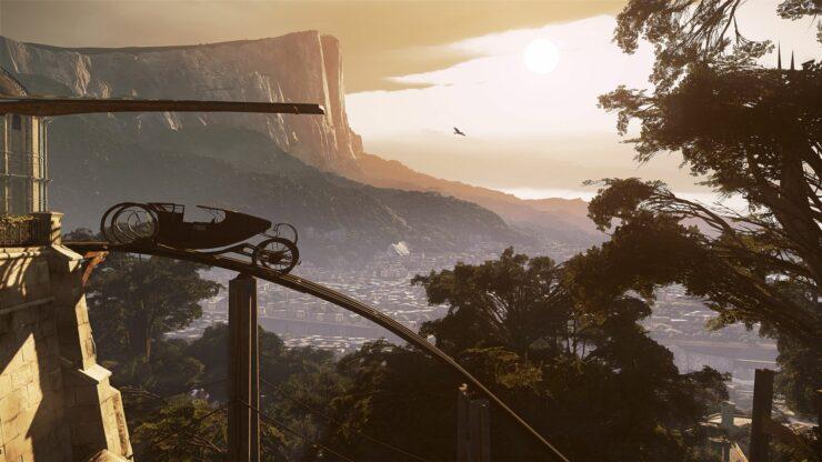 Dishonored 2 EGX 03 - City View
