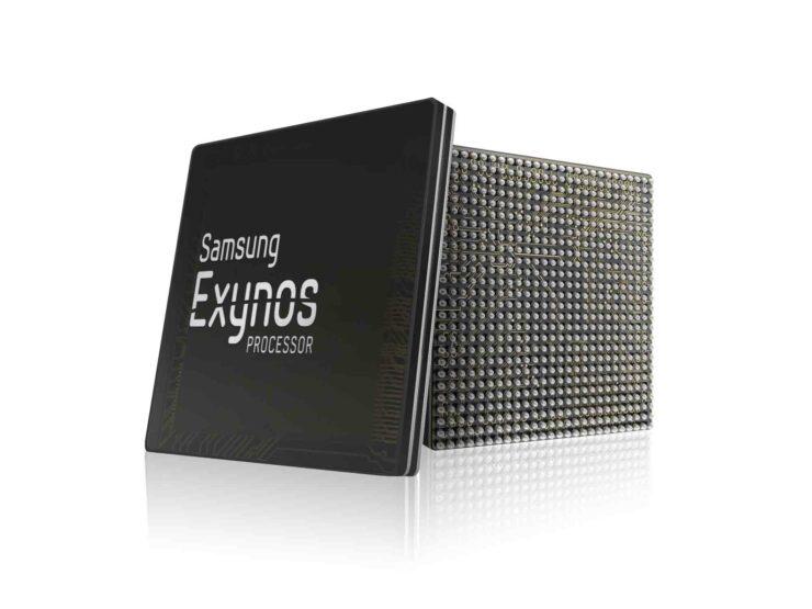 Exynos 8895 running ARM Mali GPU