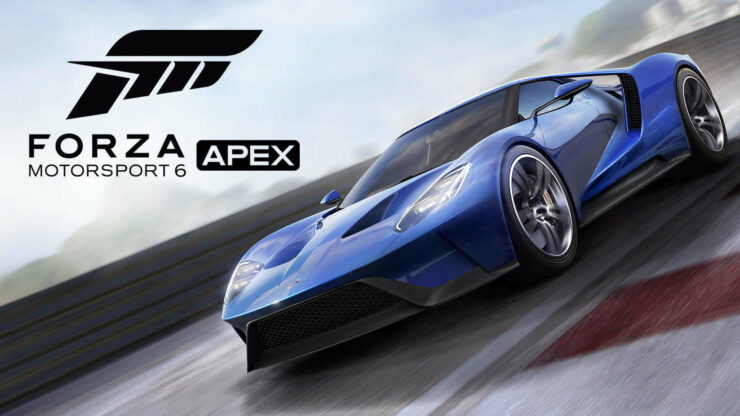 Forza Motorsport 6: Apex Windows 10 PC