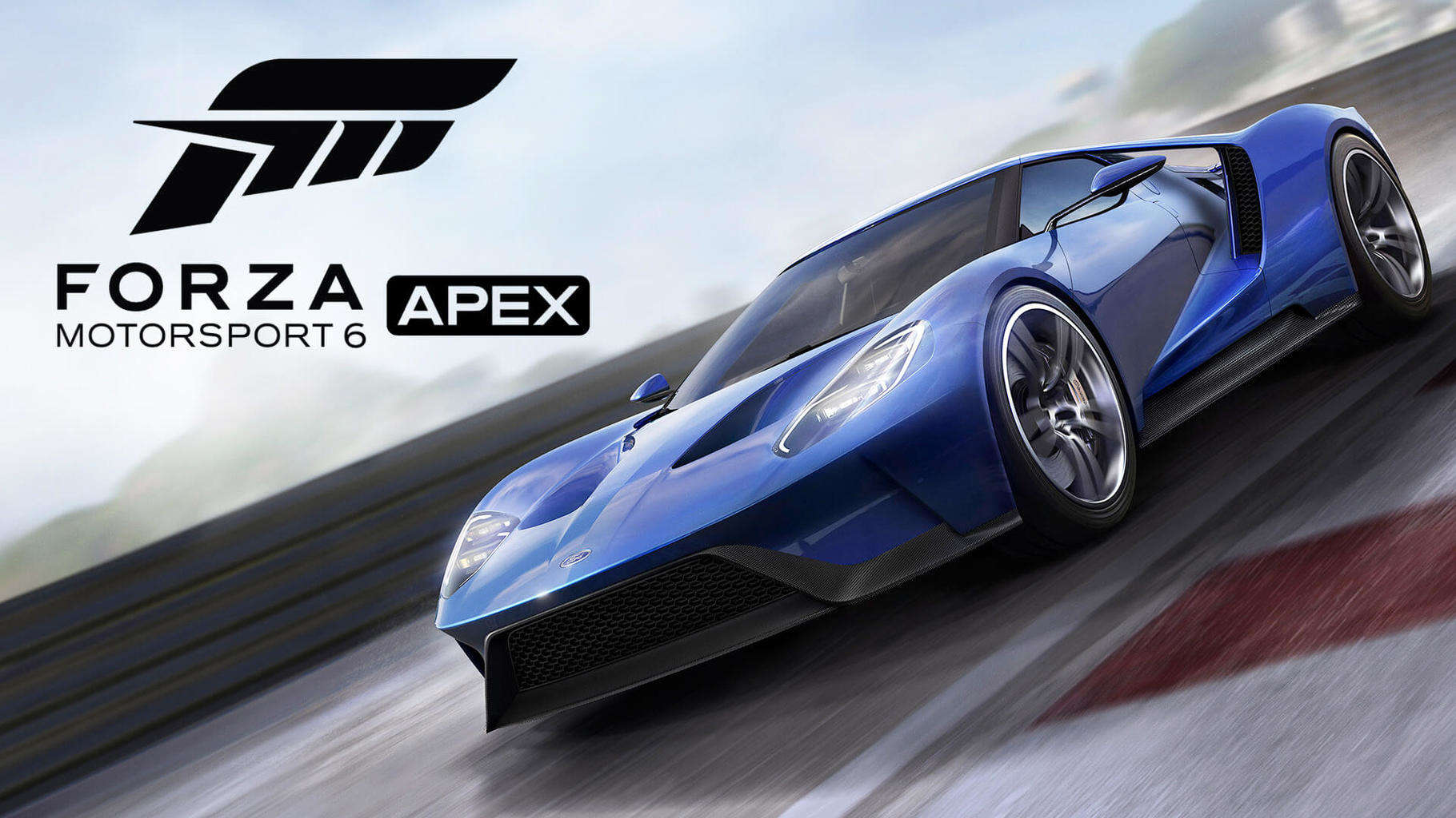 forza motorsport 6 apex windows 10 pc releases as full fledged title with wheel support. Black Bedroom Furniture Sets. Home Design Ideas