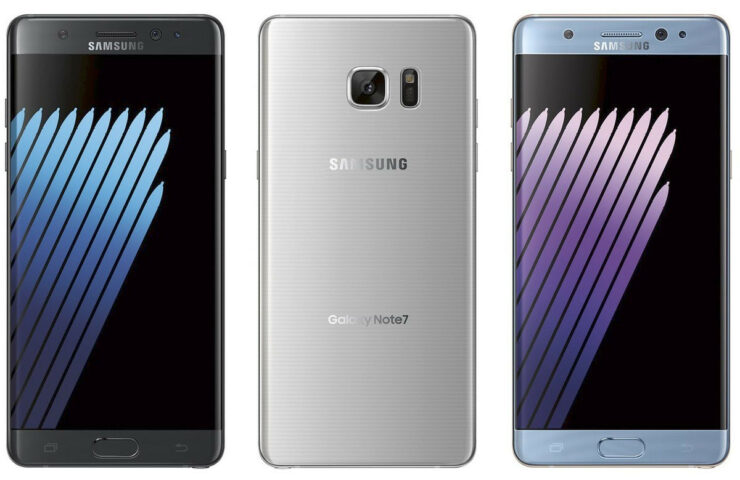 Samsung rushed Galaxy Note 7 beat iPhone 7
