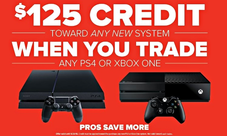 GameStop is Offering a Brand New PlayStation 4 Slim/Xbox One