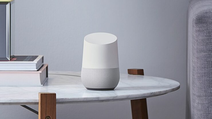 Google Home pricing leaked