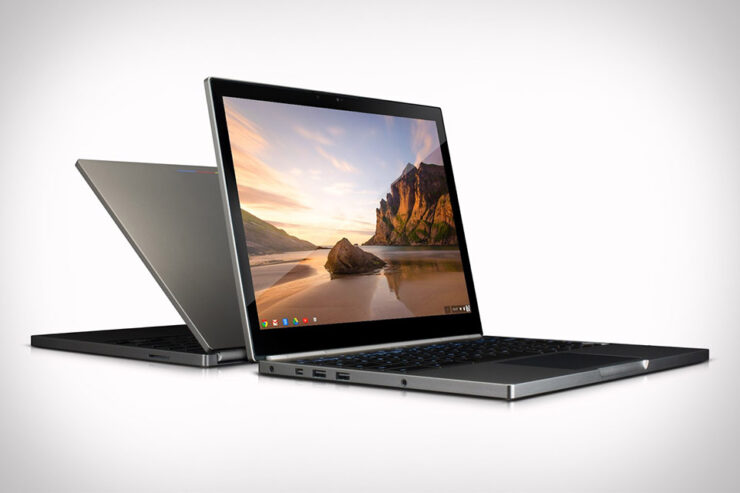 Google prepping Pixel notebook running Andromeda