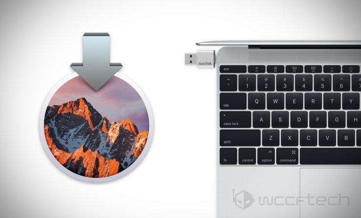 macOS Sierra Bootable USB Drive