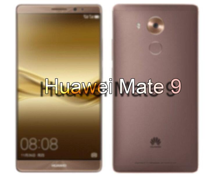 Huawei Mate 9 Q4, 2016 release date
