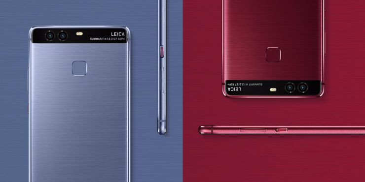 Huawei P9 Is Now Available in Two Colors, Check Out These Sparkling Made Bodies