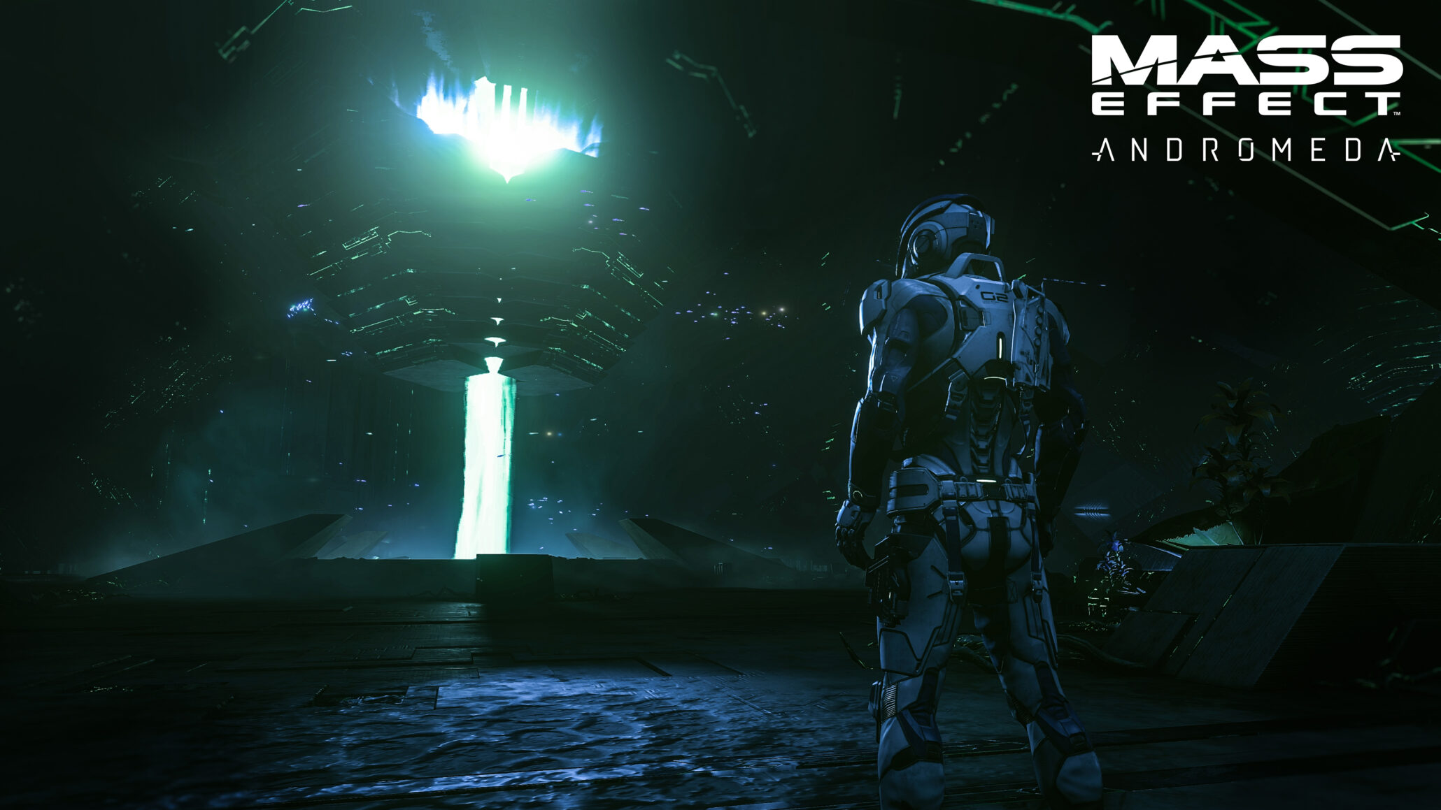 Mass Effect Andromeda New Initiative Video Showcases Tempest And Nomad
