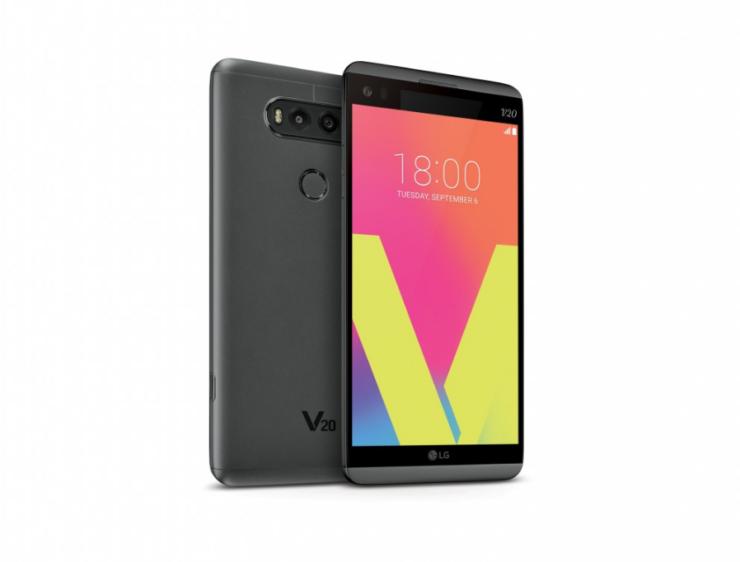LG V20 V10 G5 specs comparison