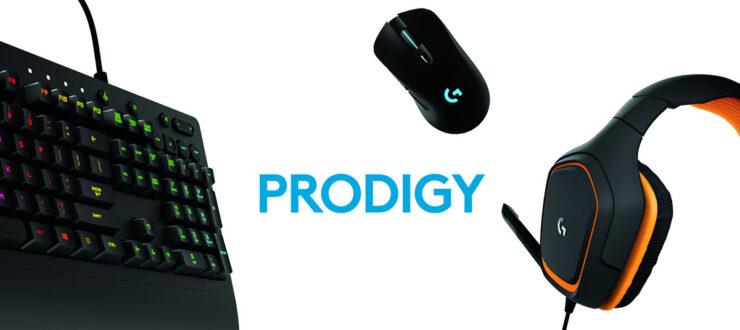 Logitech G Prodigy budget gamers