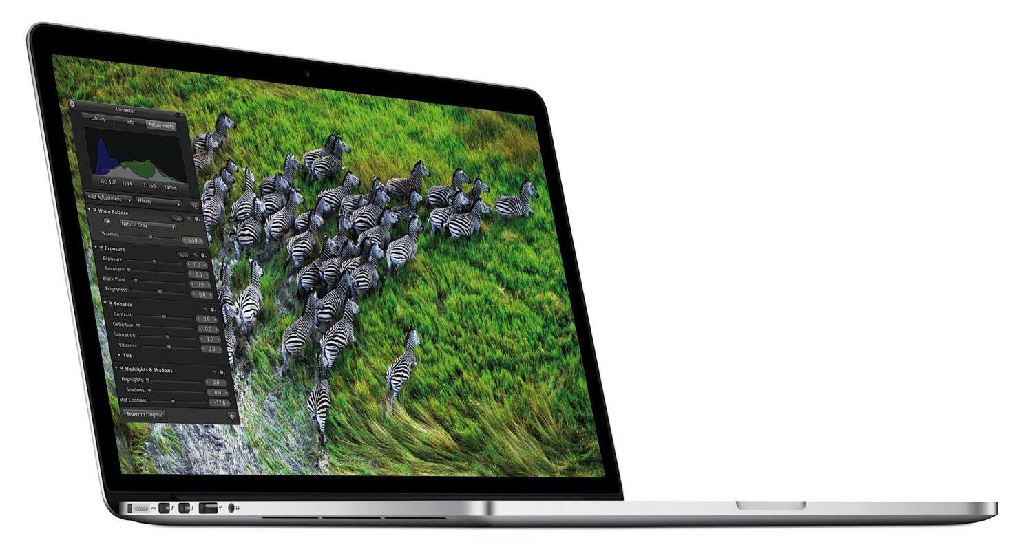 MacBook Pro Macs with NVIDIA GPU