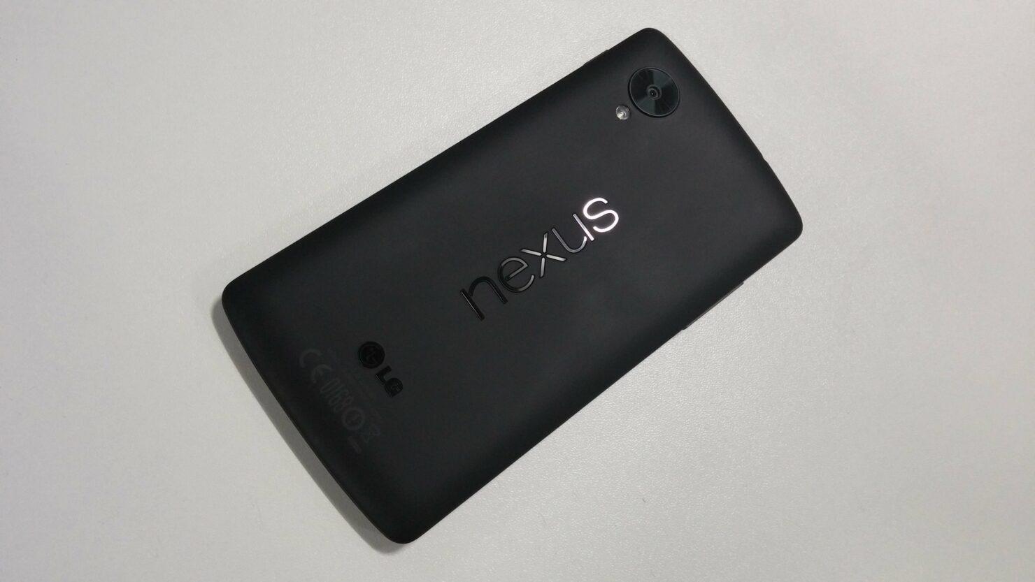 Android 7 Custom ROM for Nexus 5
