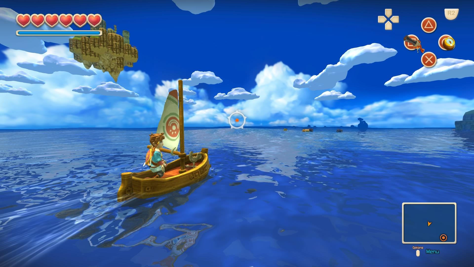 Oceanhorn: Monster of Uncharted Seas Review - Awaken the Wind