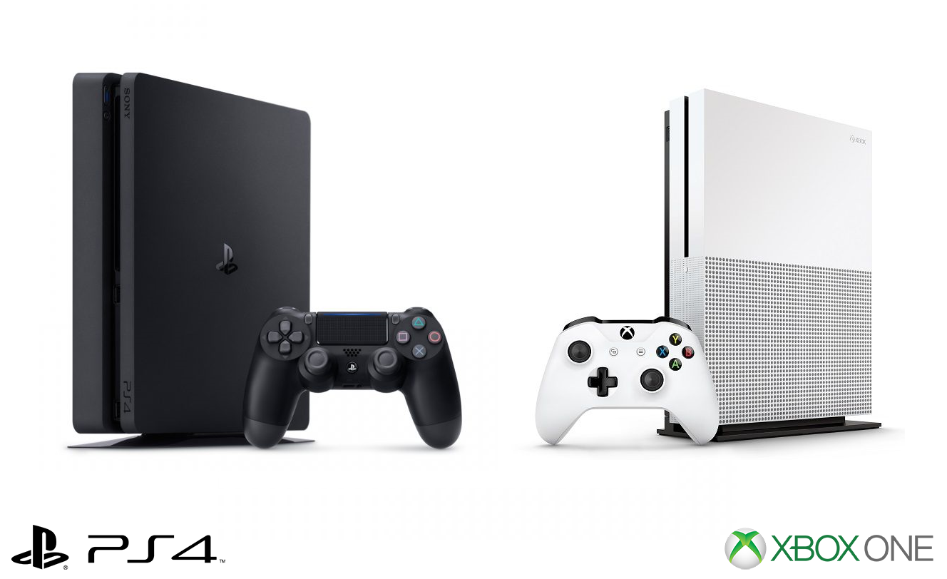 Gamestop offering $175 PS4 Slim or Xbox One S with trade-in deal