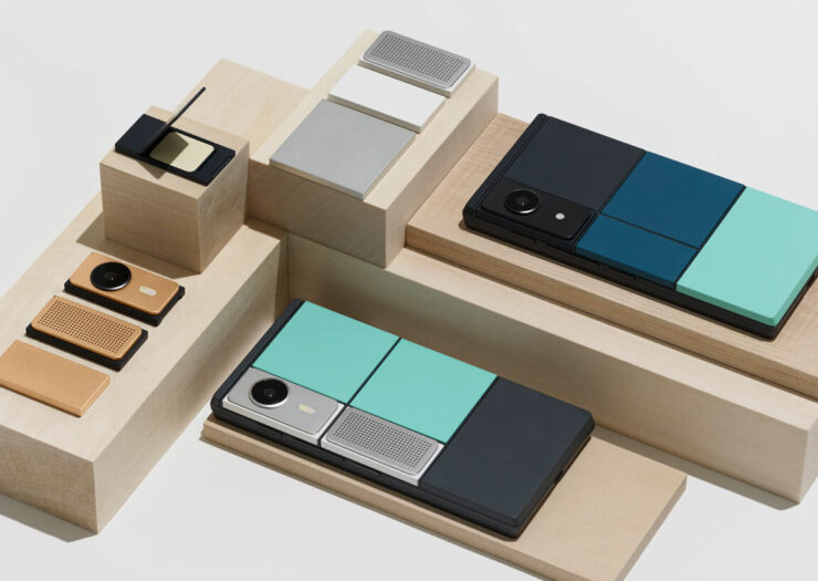 Google stopped working Project Ara
