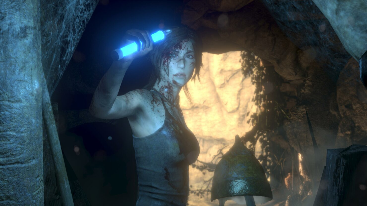 Rise of the Tomb Raider PS4 Pro 4K