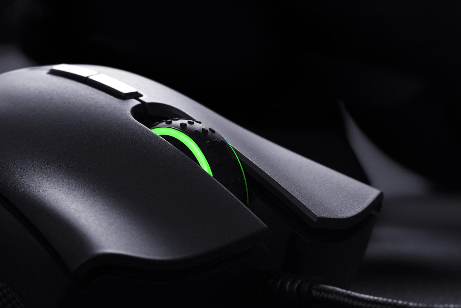 Razer Releases Its Deathadder Elite – New Optical Sensor Combined With a Huge DPI Rating