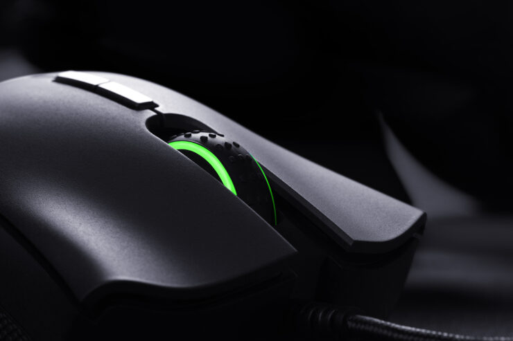 Razer Releases Its Deathadder Elite – New Optical Sensor Combined With a Huge DPI Rating
