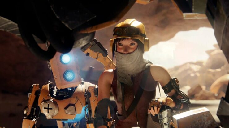ReCore Definitive Edition