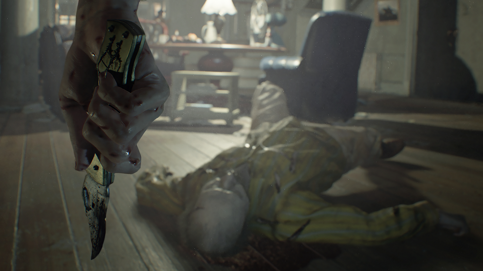 Resident Evil 7 Gets A Gorgeous Set Of 4k Screenshots From Tgs 2016