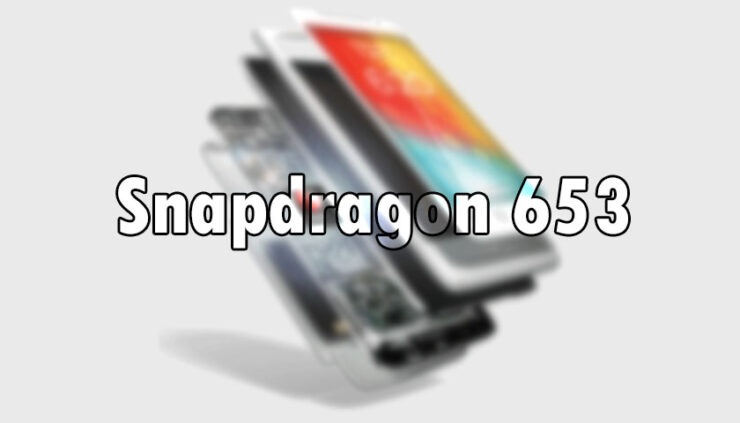 Snapdragon 653 first SoC Cortex-A73