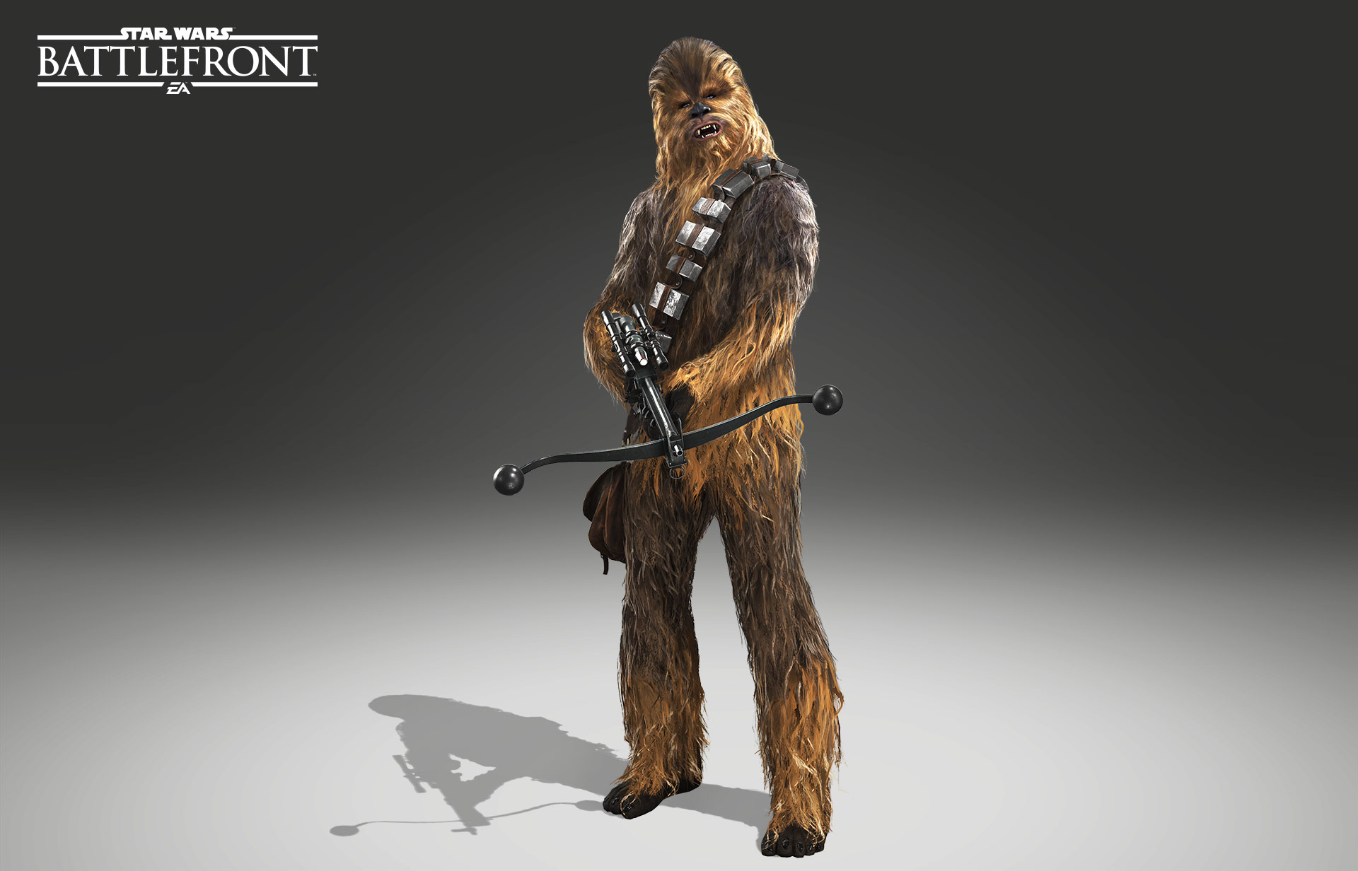 star wars battlefront 39 s chewbacca is the best completely fur clad character ever made all. Black Bedroom Furniture Sets. Home Design Ideas