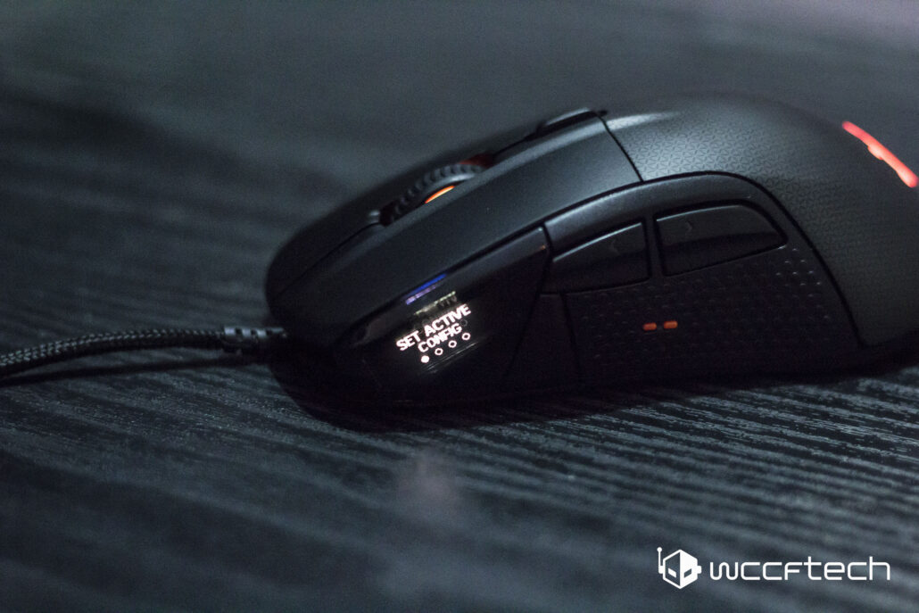 220dfd7c1c6 Steel Series Rival 700 Review - The Best Performing Optical Mouse?