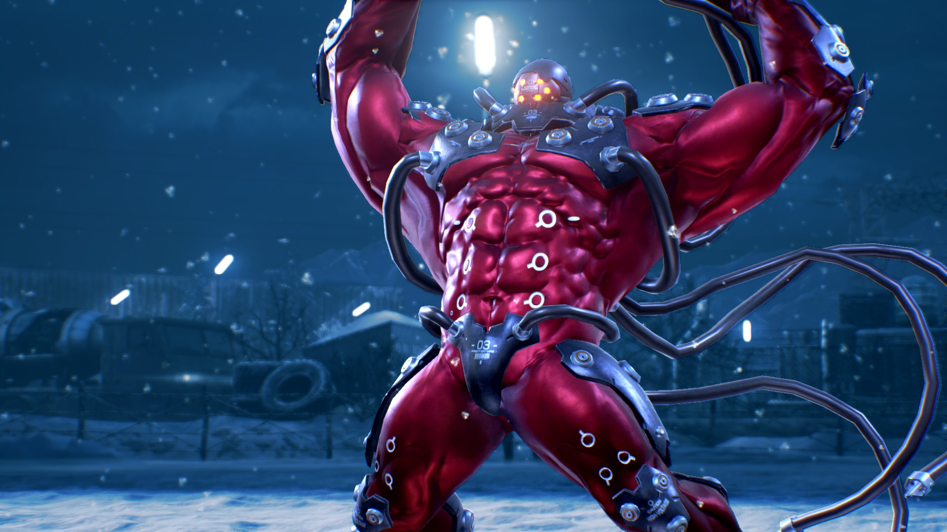 Tekken 7 For Pc And Ps4 Xbox One Gets New Full Hd 1080p Screenshots Showing The Fighters