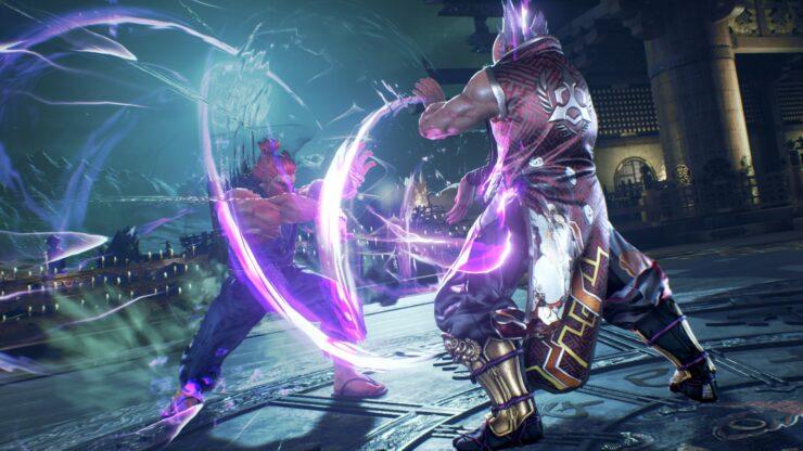 Tekken 7 Cross Play