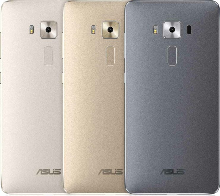 ASUS ZenFone 3 Deluxe Snapdragon 821 on sale