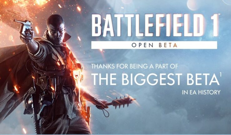 Battlefield 1 beta open pc