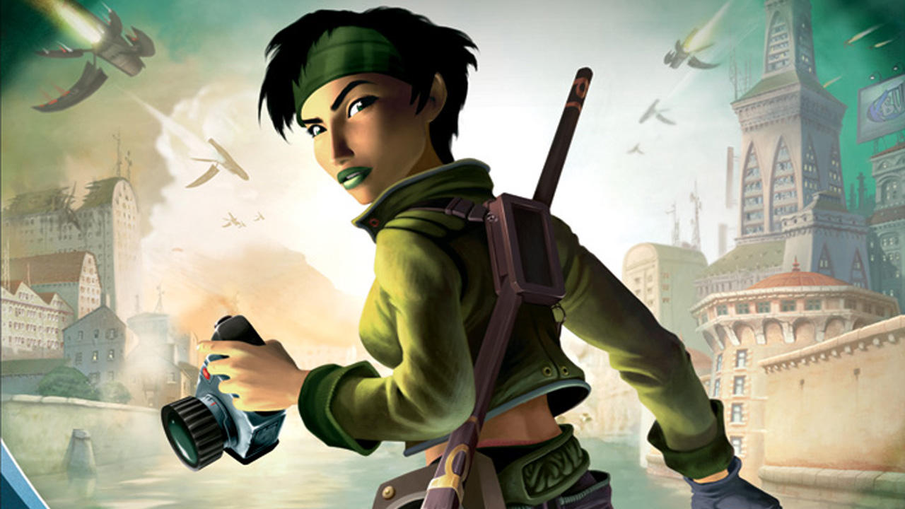 Beyond Good And Evil 2 Prototype Gameplay Video Released And
