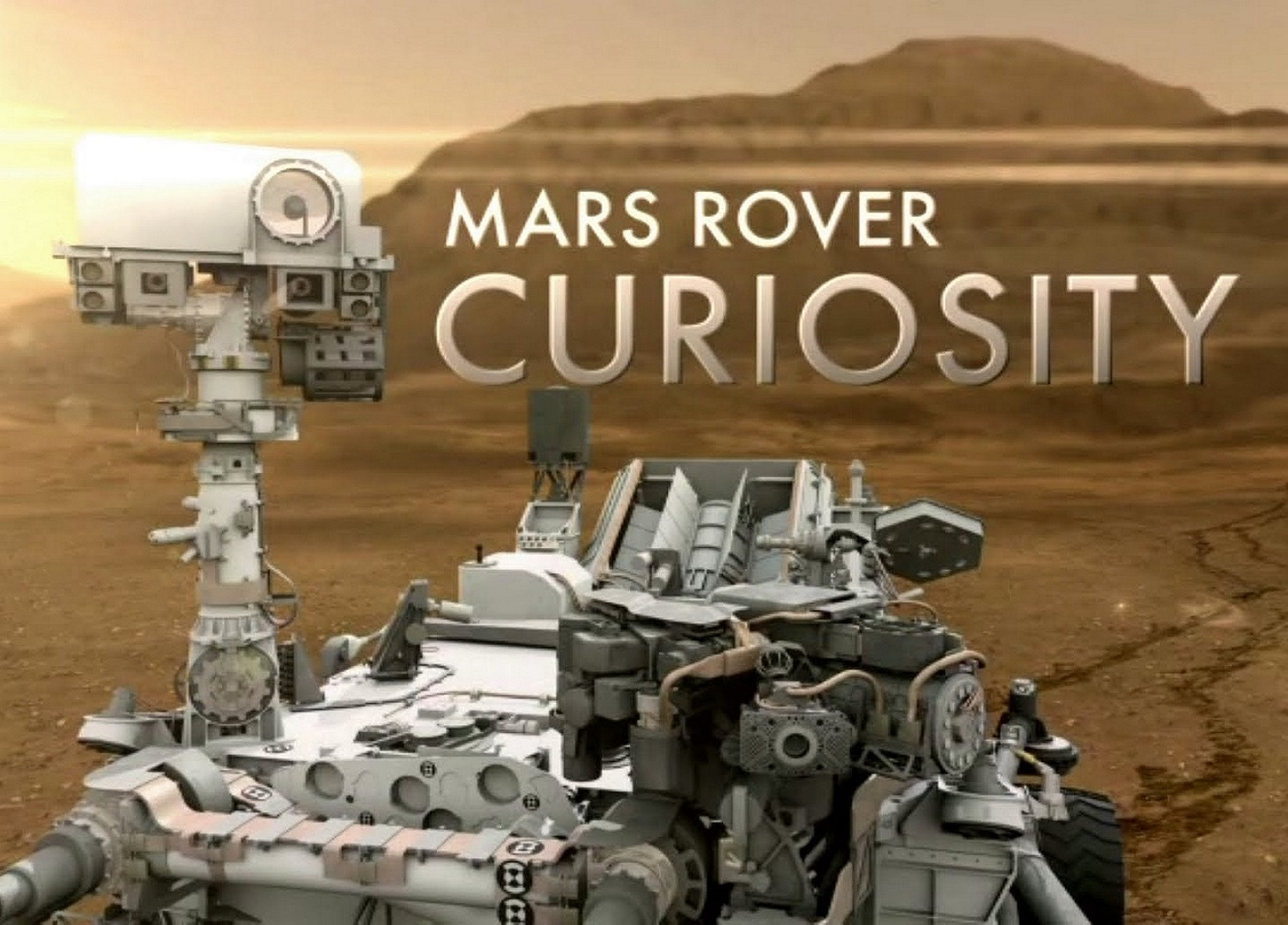 NASA's Curiosity Rover Just Took Some Amazing Pictures Of ...