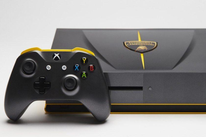 Permalink to Xbox One S Lamborghini Centenario