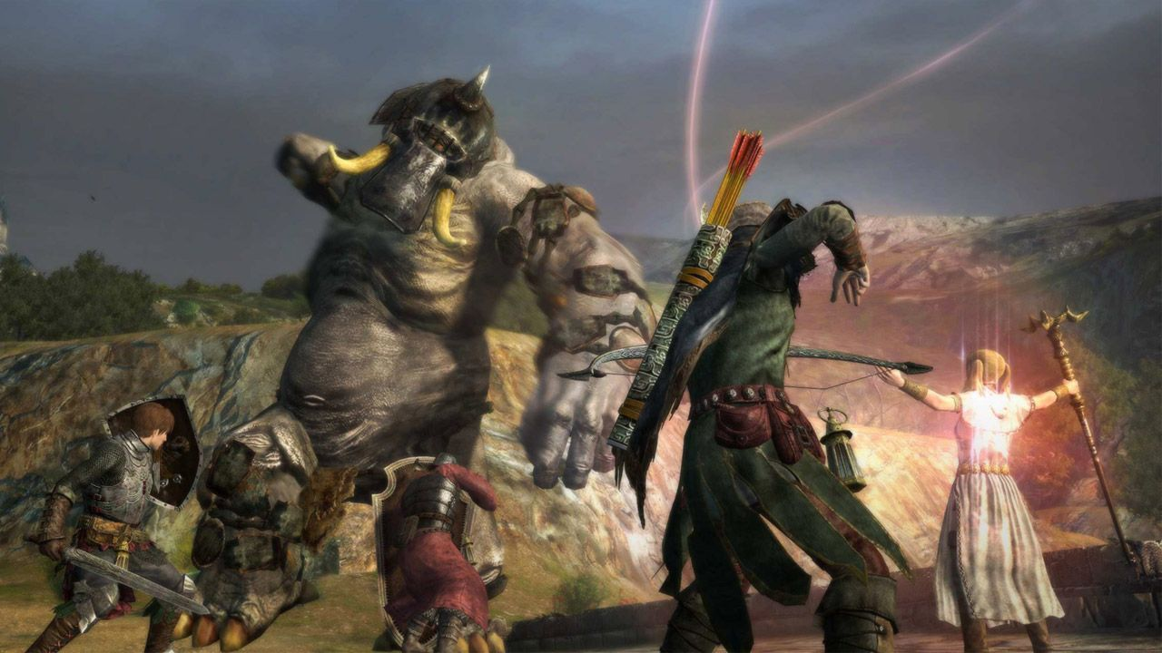 "Dragon S Dogma: Dragon's Dogma Online May Be Released West Once A ""Solid"
