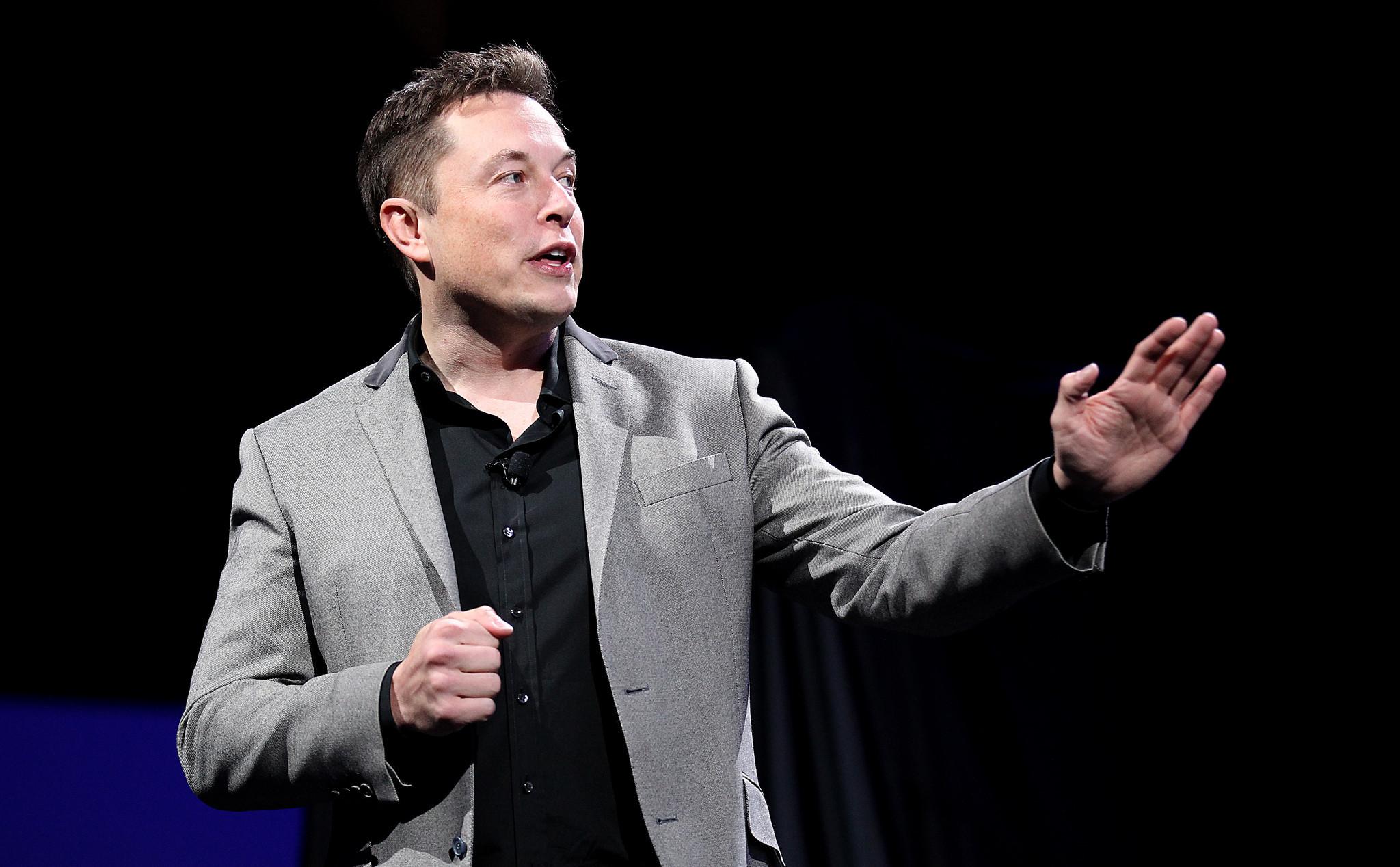 Elon Musk gaming