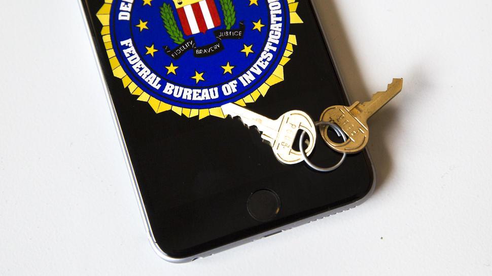 Apple FBI Encryption Battle