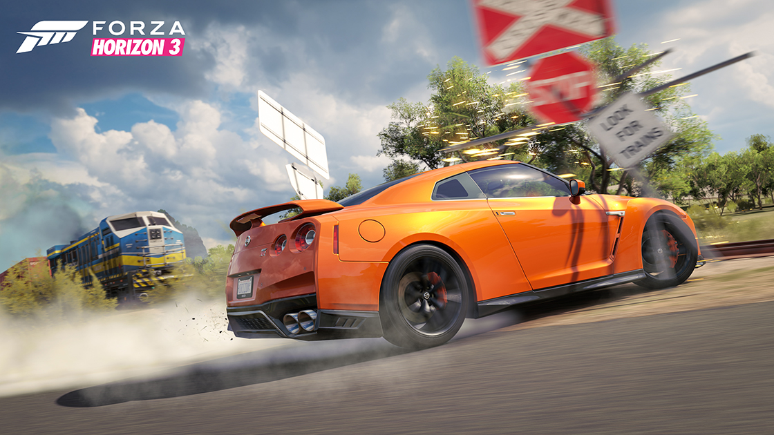 Forza Horizon 3 New Update Includes Performance Improvements For