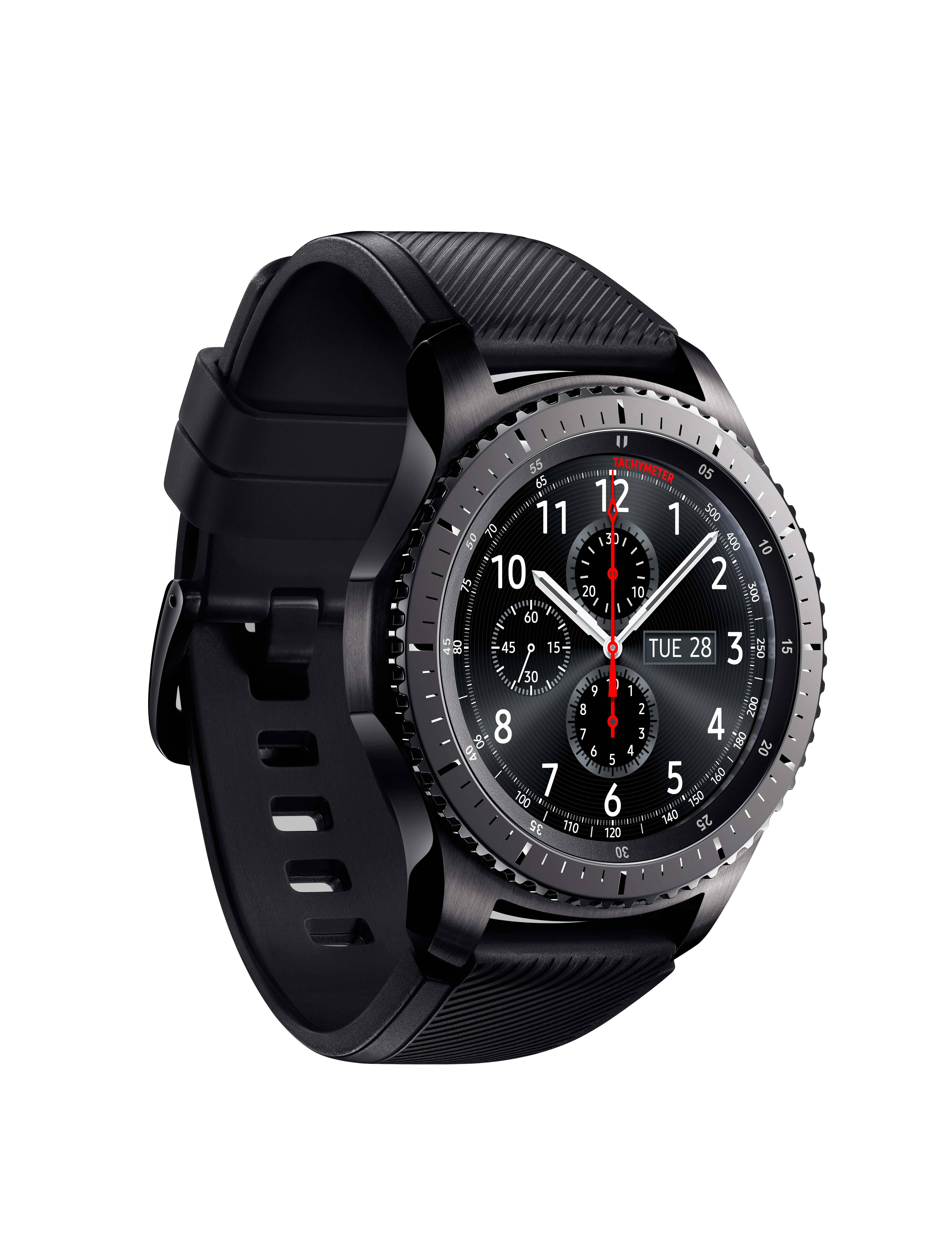 Gear S3 Classic Vs Gear S3 Frontier: What's the Difference ...