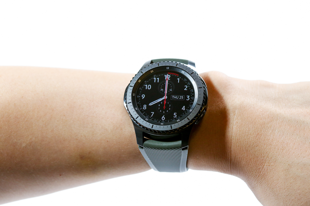 Gear S3 Classic Vs Gear S3 Frontier: What's the Difference Between the Two?