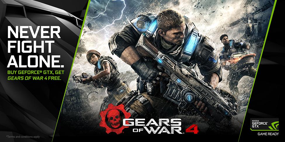 Gears of War 4 title update 2
