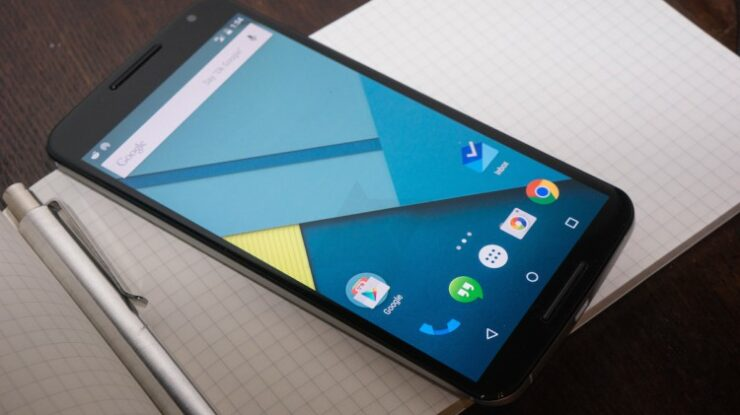Android 7.1 Pixel Launcher