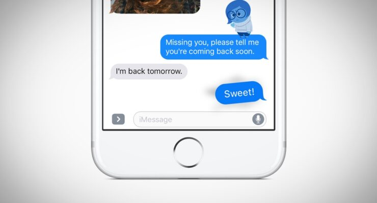 iMessage Effects