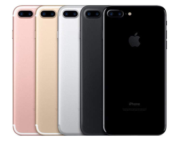 iPhone 7 Plus more popular than iPhone 7